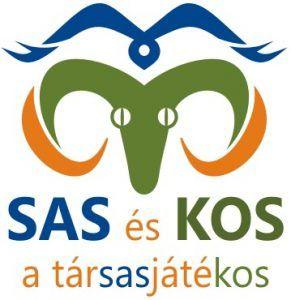 SAS és KOS a társasjátékos_logó