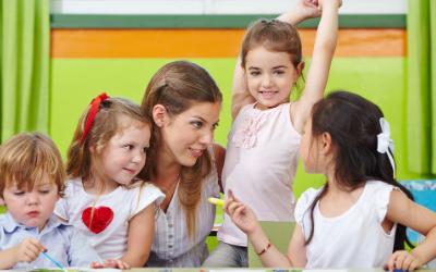 Segítség, bölcsis lesz a gyerek! – workshop